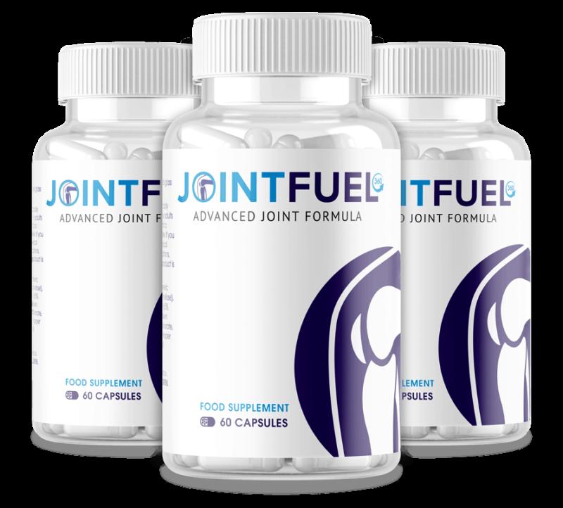 Joint Fuel 360 Supplement Bottles