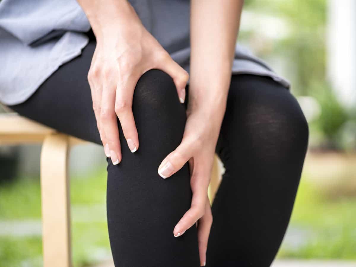 knee discomfort