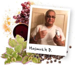 Hasmukh D JointFuel360 Review No More Pain