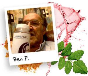 Ben P JointFuel360 Review No More Pain
