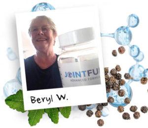 Beryl W JointFuel360 Review No More Pain